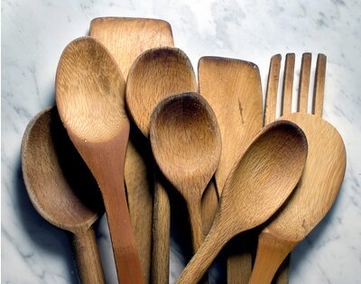 Is It Safe to Cook with Wooden Spoons? | MyRecipes