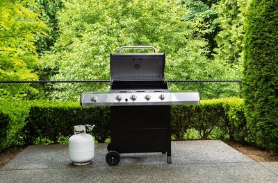 Why Is My Propane Grill Tank Making Hissing Noises? | MyRecipes