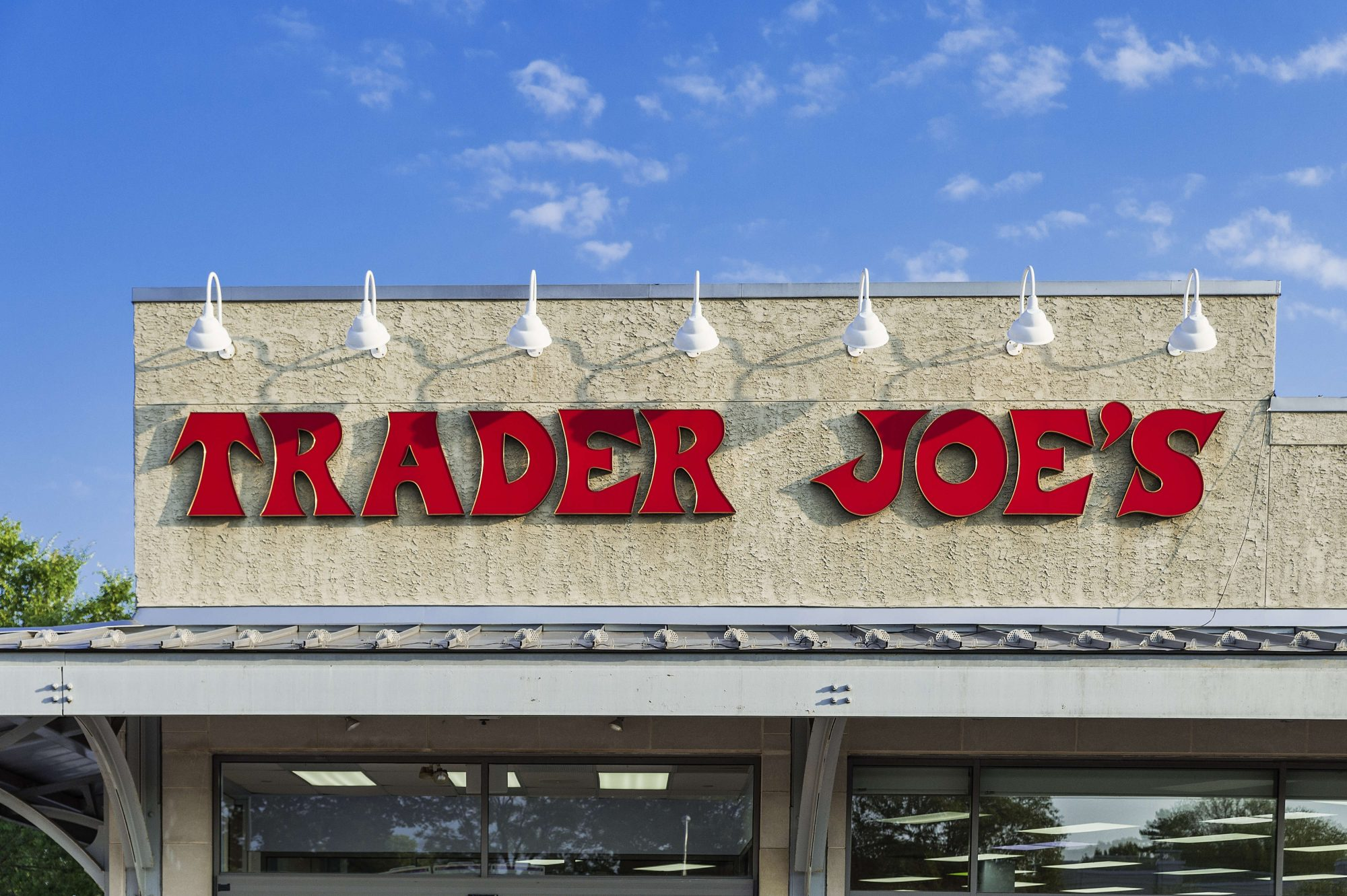 getty Trader Joes Exterior