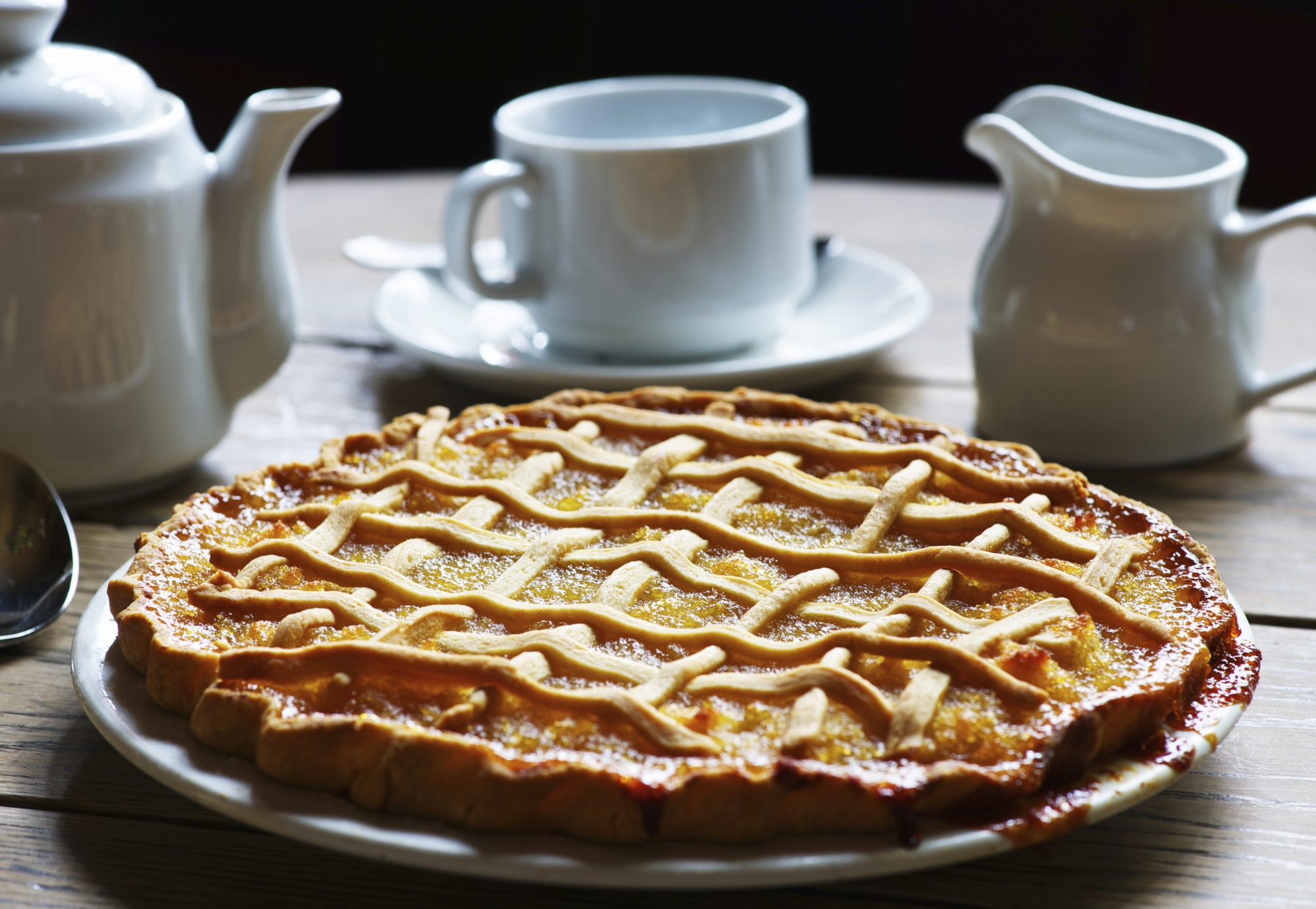Treacle Tart (Harry Potter's Favorite Dessert)