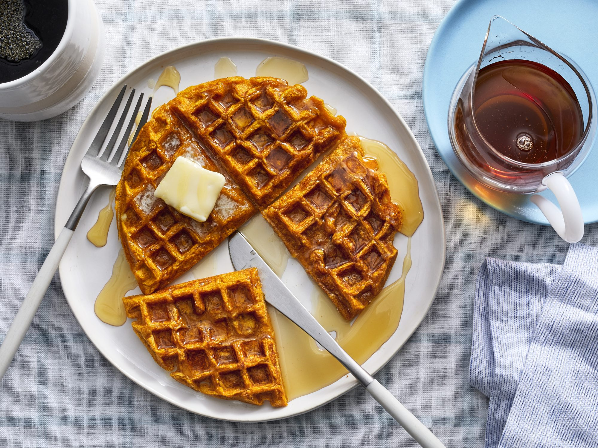 mr-pumpkin waffles image update