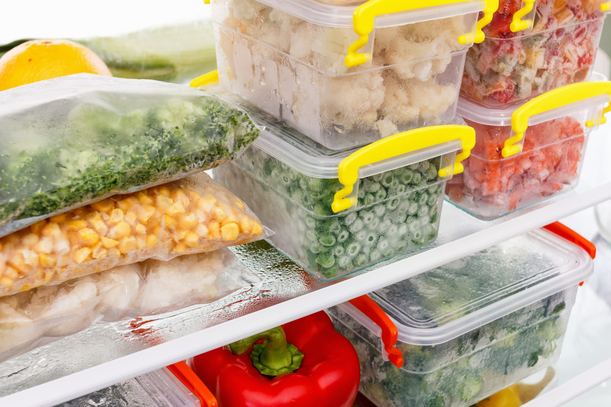 Maximize Your Freezer Space with This Storage Gear