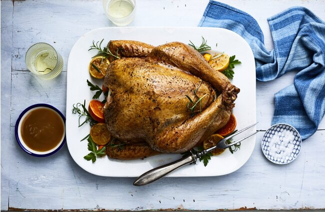 mr- classic roast turkey