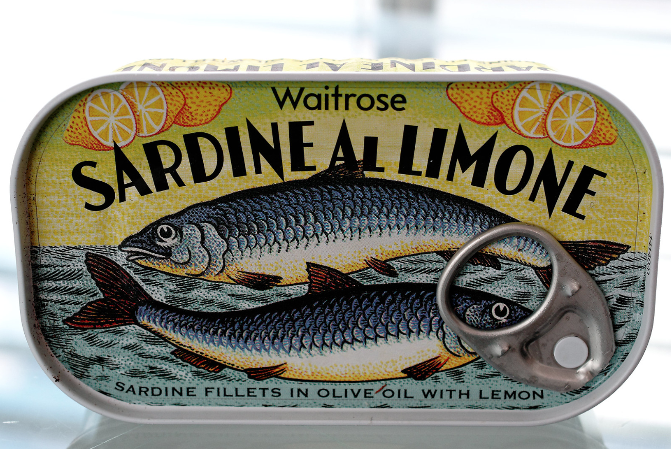 Why Everyone Should Eat More Tinned Sardines