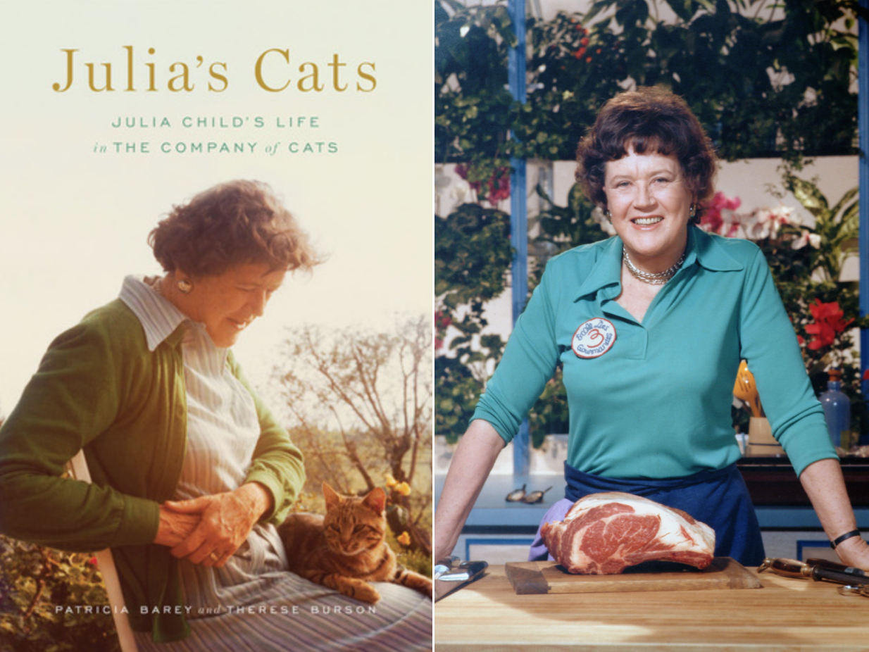 'Julia's Cats' Is the Perfect Gift for Cat Ladies Who Love to Cook