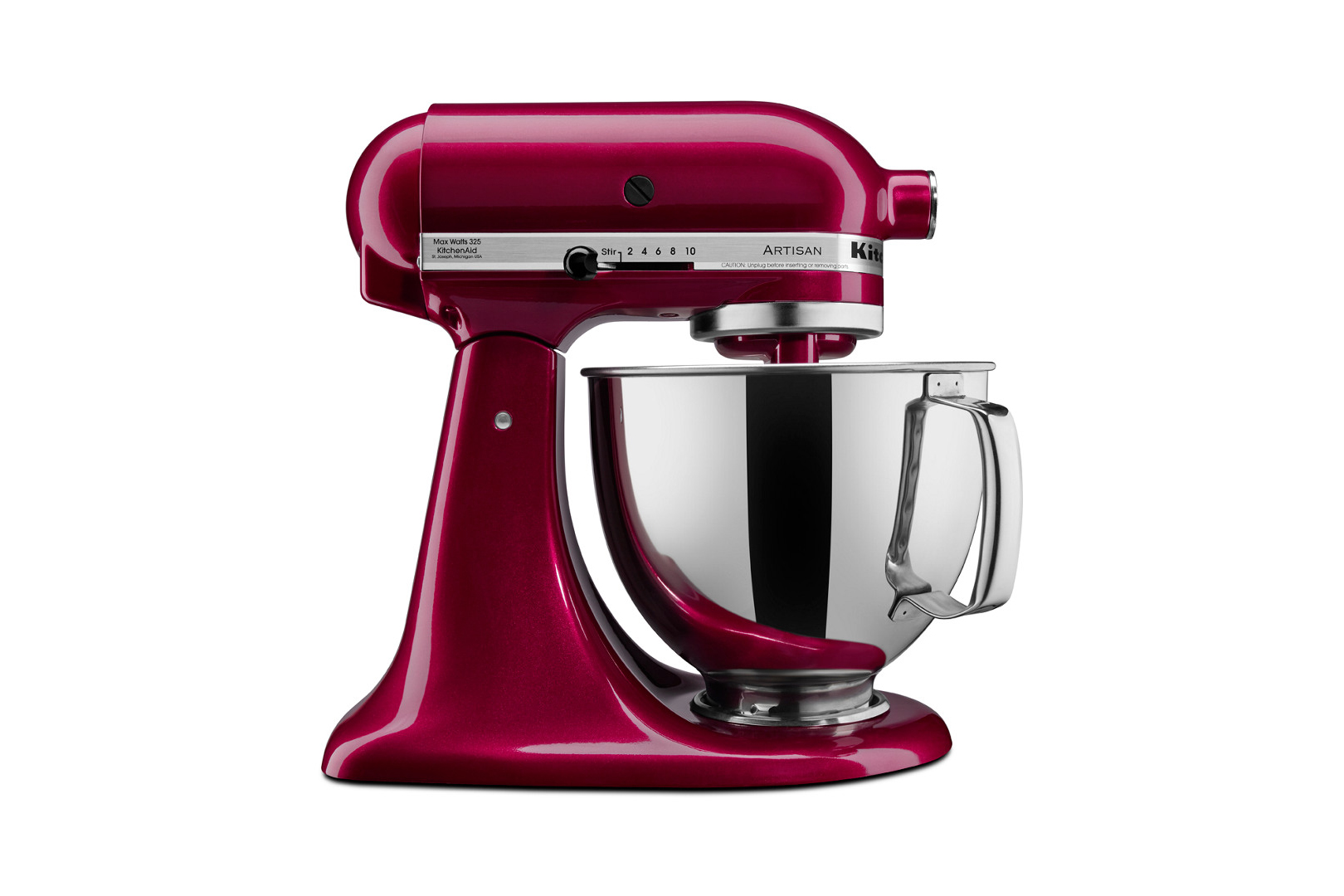 KitchenAid Artisan Series 5qt Tilt-Head Stand Mixer