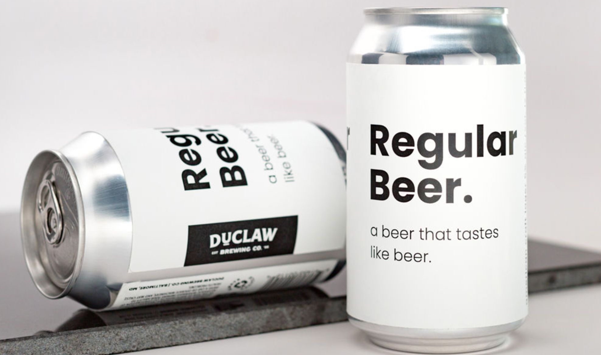 DuClaw regular beer