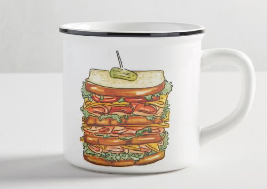Friends Sandwich Mug