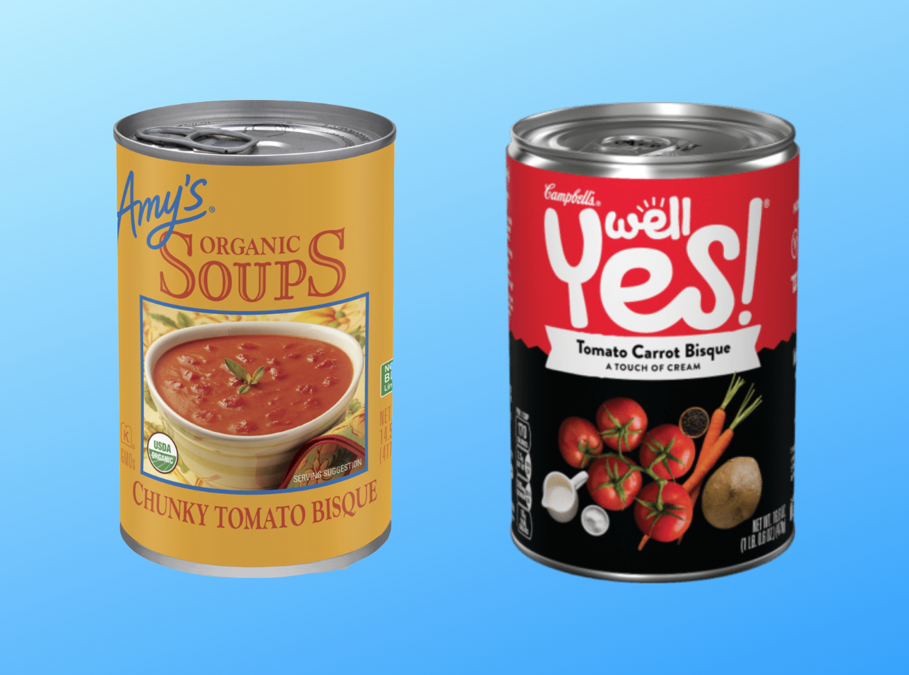 Not Our Favorite Tomato Soups