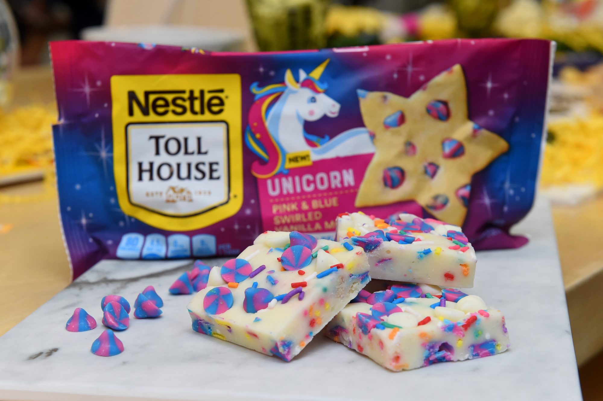 Tosi Birthday Unicorn Fudge