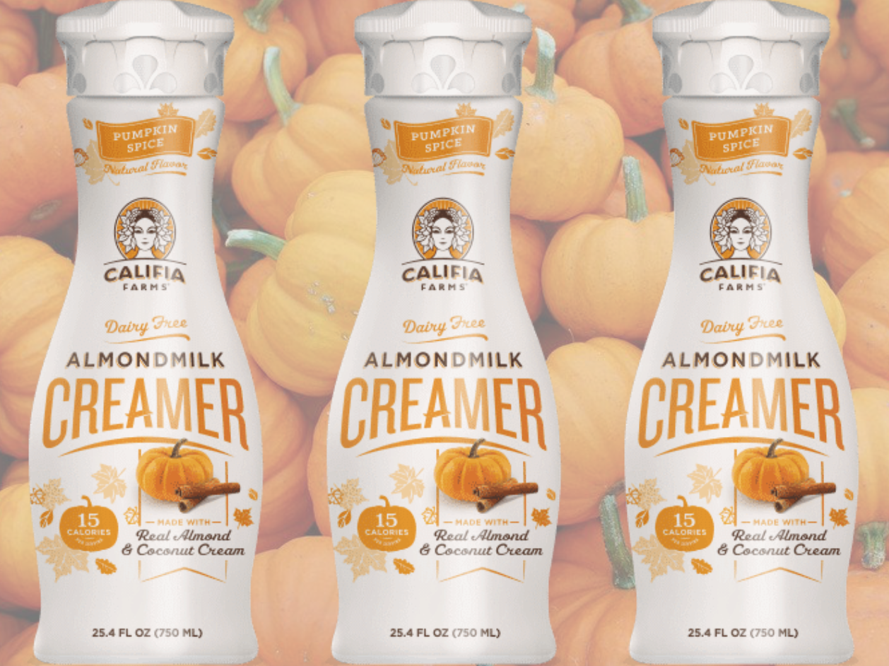 Califia Pumpkin Spice