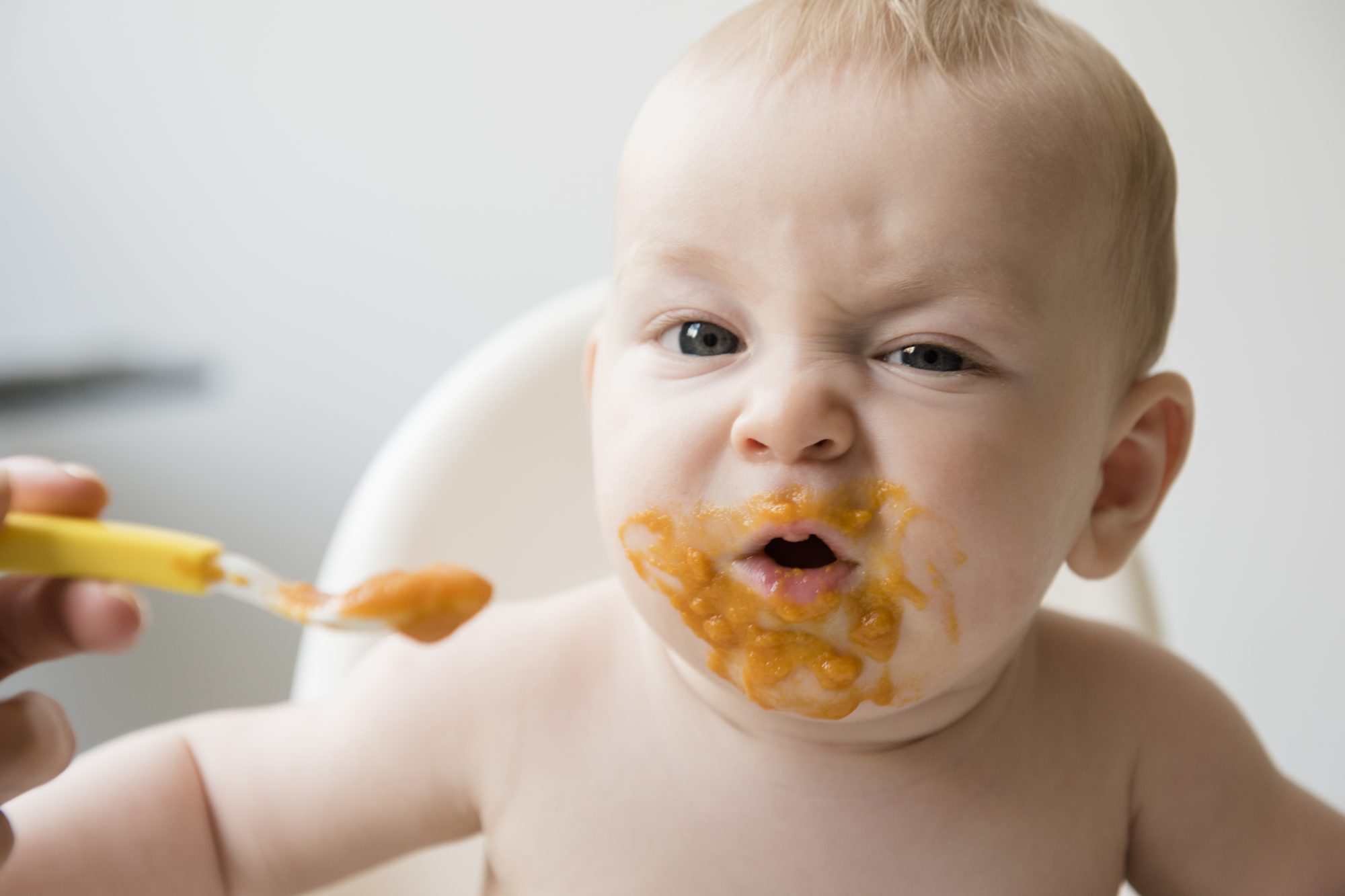 Baby Food Getty 10/17/19