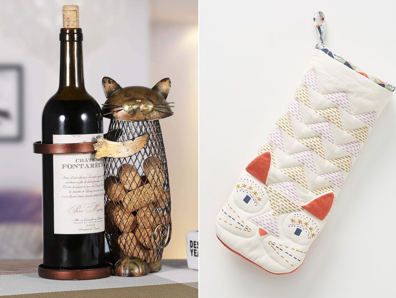 20 Kitchen Items For Cat Ladies Who Love To Cook