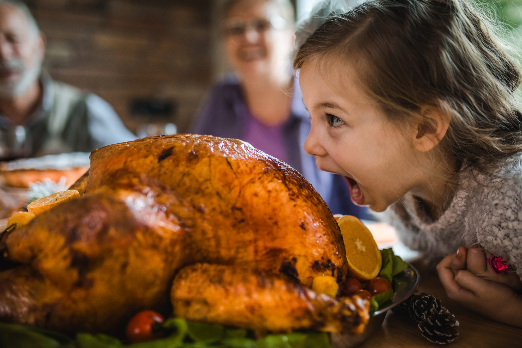 This Thanksgiving, Commit to a Kids' Table