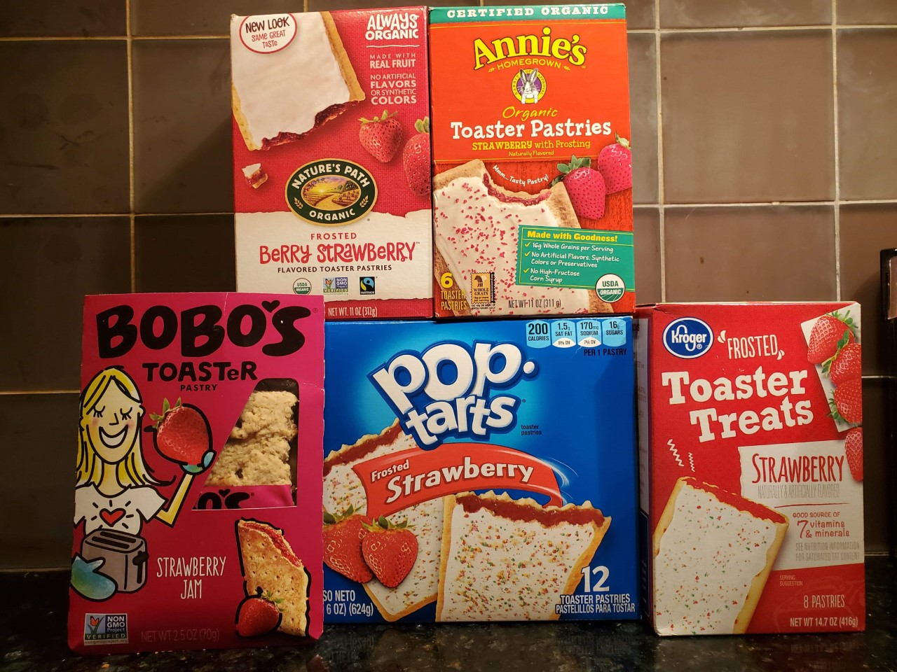 We Tried 5 Brands of Toaster Pastries So You Don't Have To