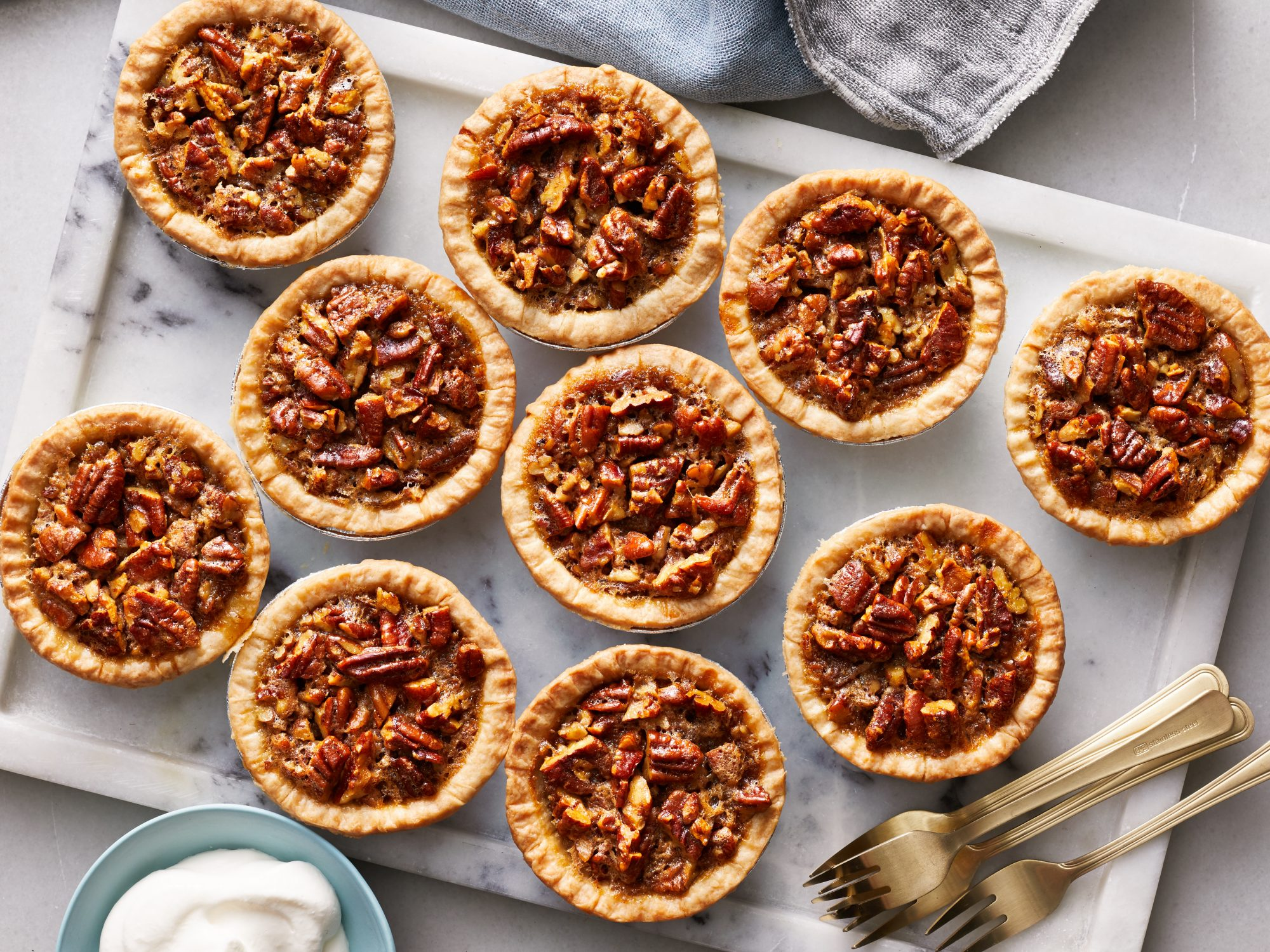 mr - Mini Pecan Pies reshoot