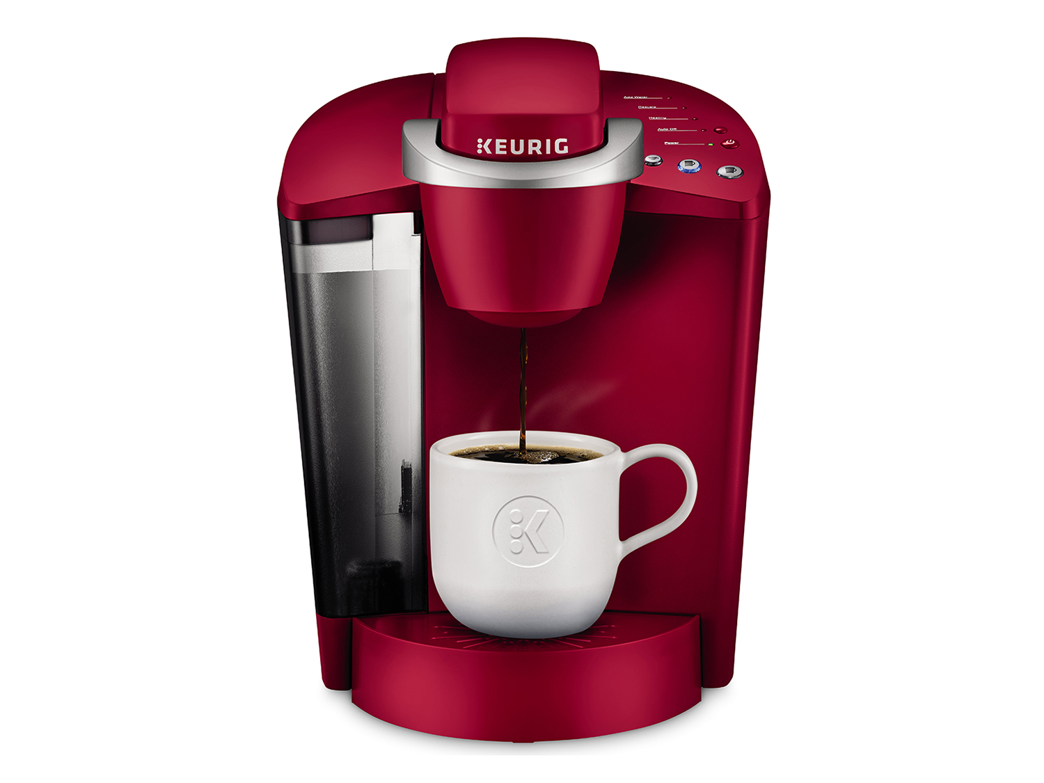 Keurig K-Classic Single Serve K-Cup Pod Coffee Maker in Rhubarb