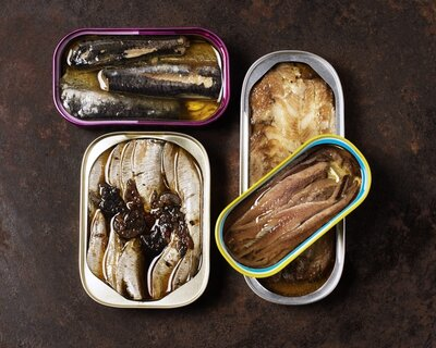Image result for Tinned Fish & Seafood