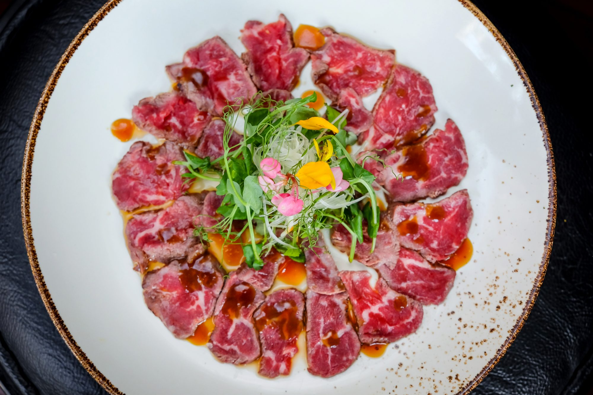 Beef carpaccio Getty 1/17/20