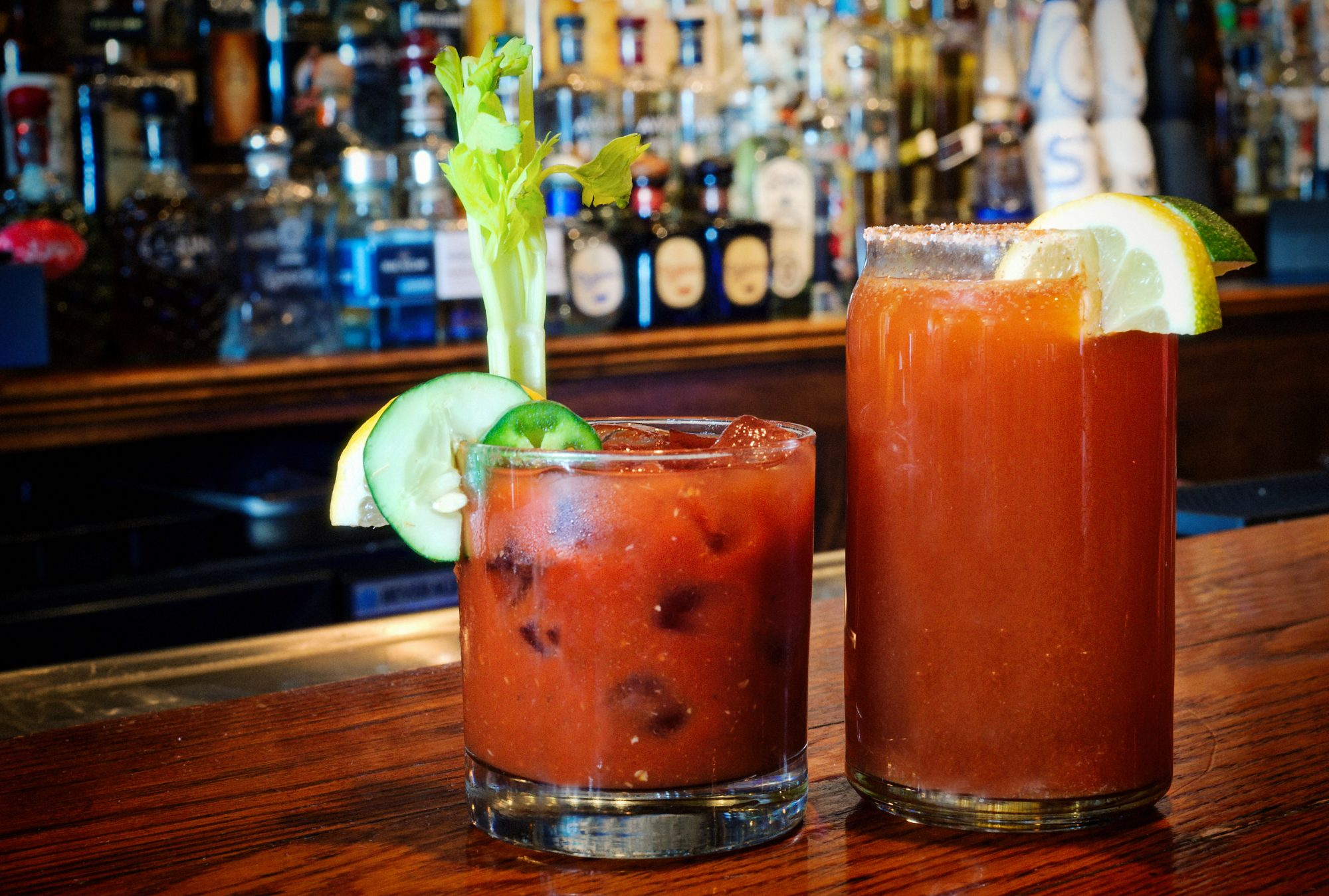 Michelada/Bloody Mary Getty 1/28/20