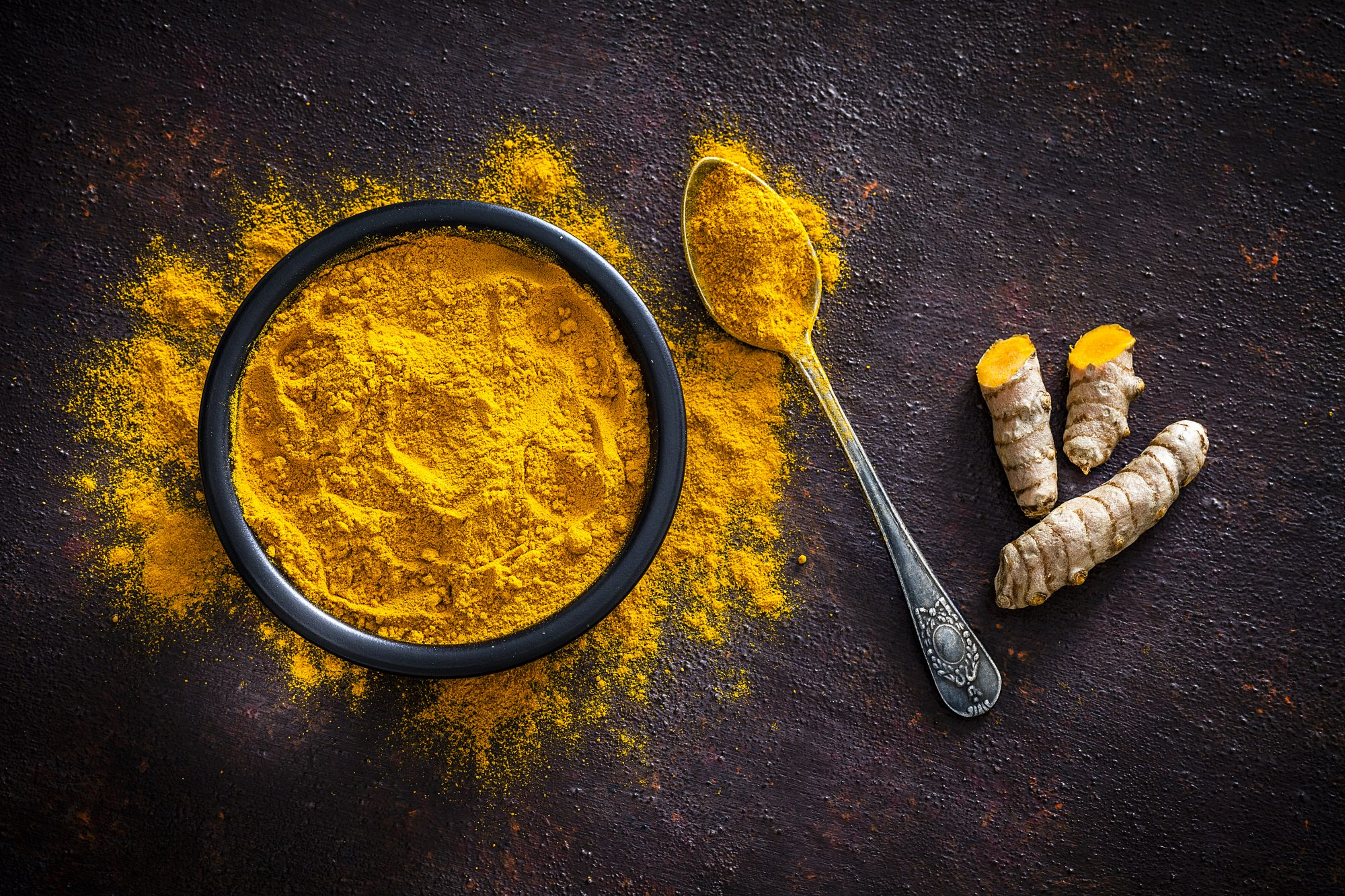 Anything With Turmeric