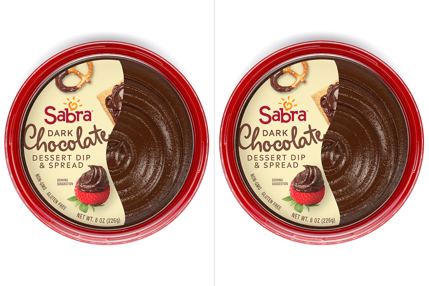 Sabra Dark Chocolate Hummus 2