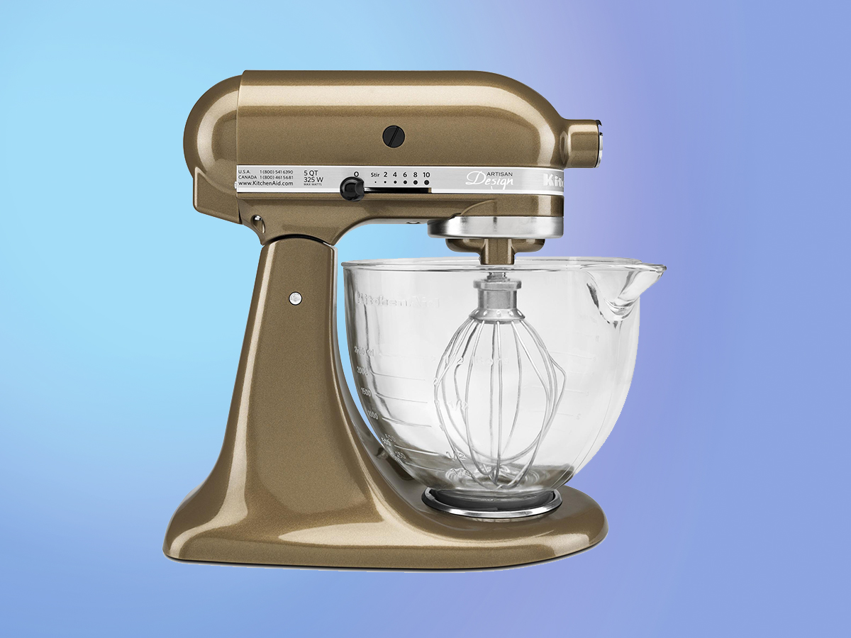 Walmart's Presidents Day Sale Has Incredible Deals on Cuisinart, KitchenAid, and More