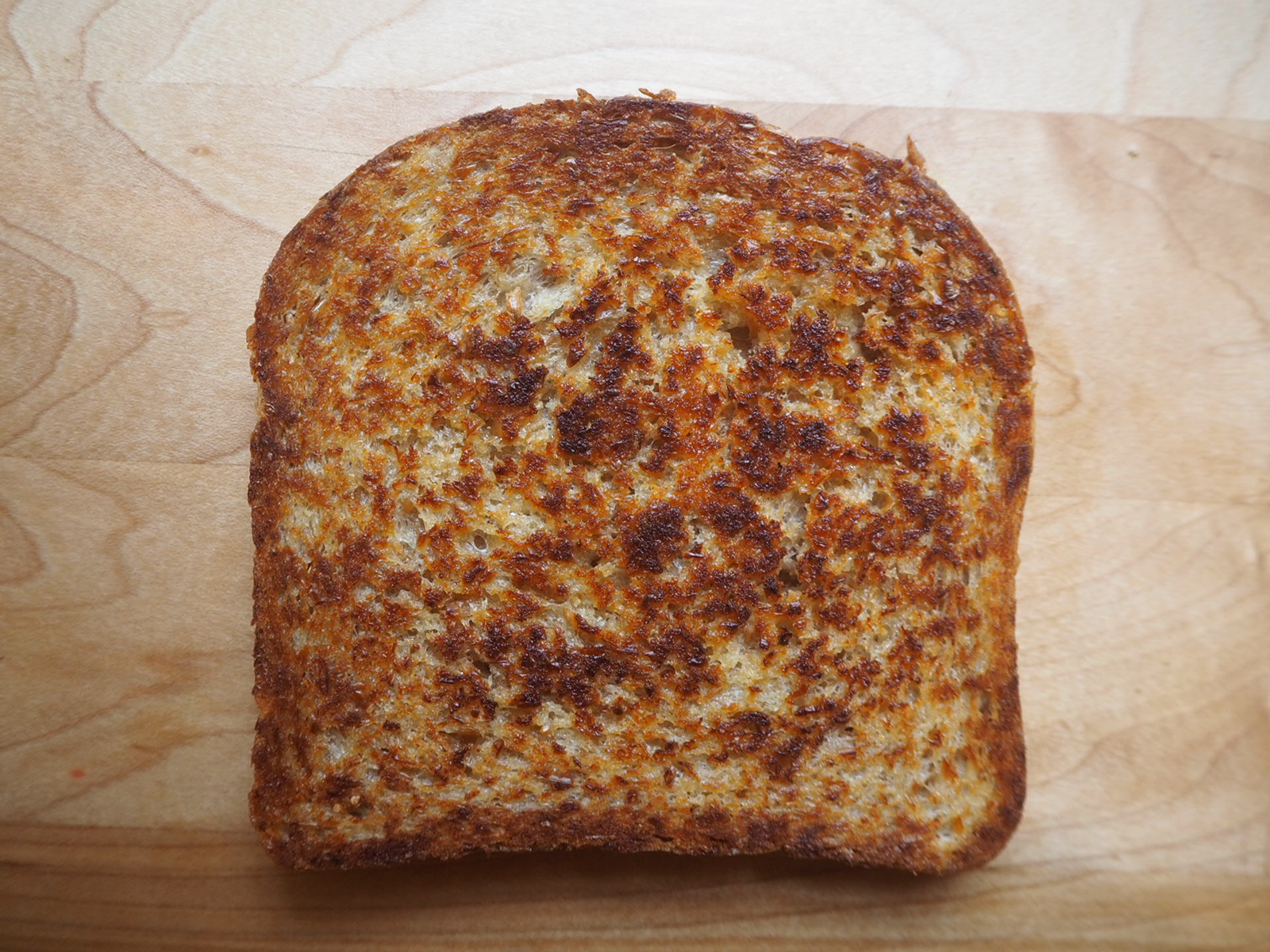 Butter Grilled Cheese
