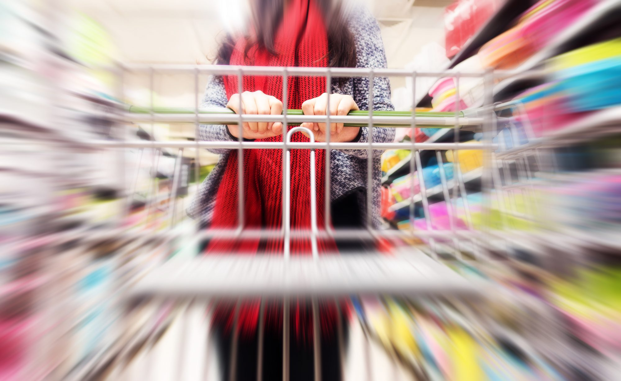 "5 ""Polite"" Things You Do at the Grocery Store That Are Actually Quite Rude"