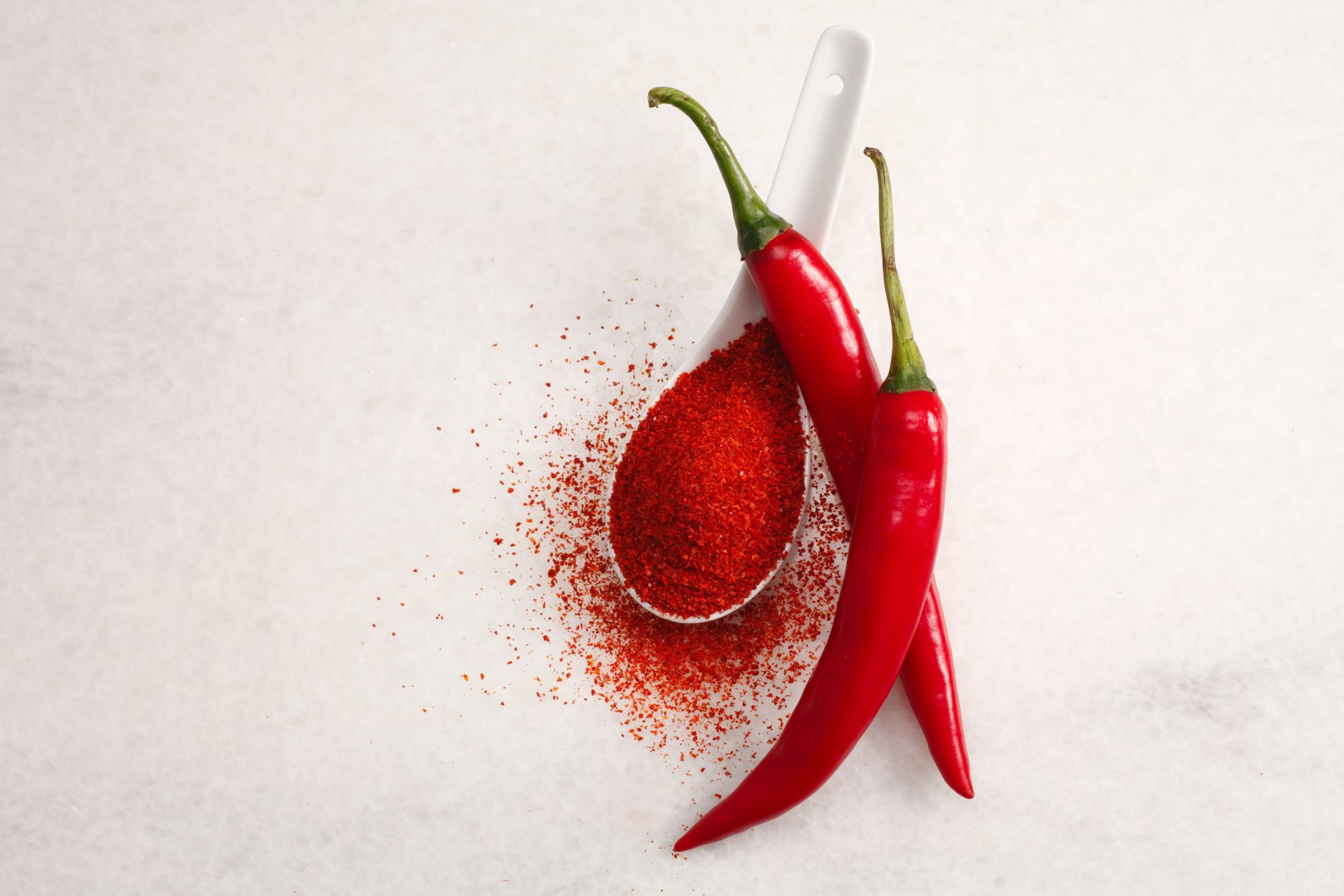 Acidic or Spicy Foods