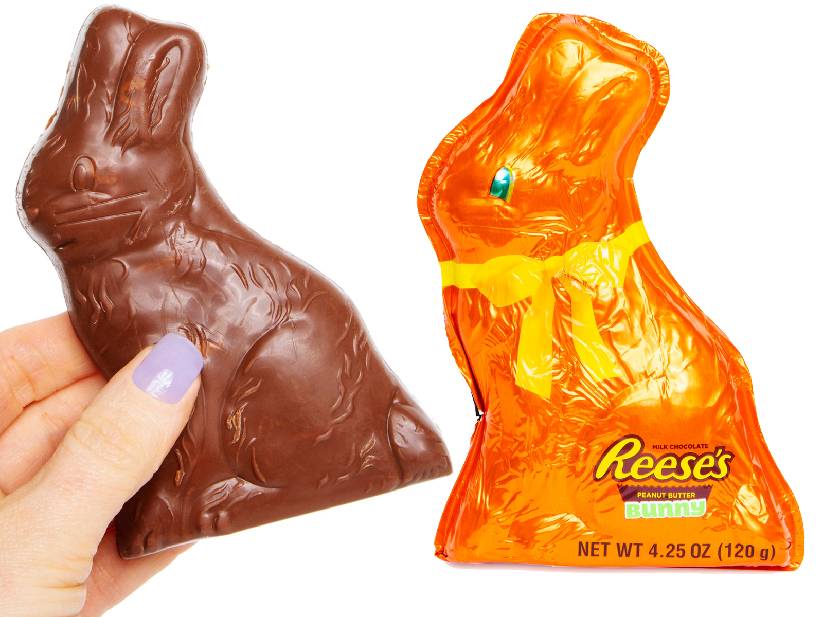 Reese's Peanut Butter Bunny