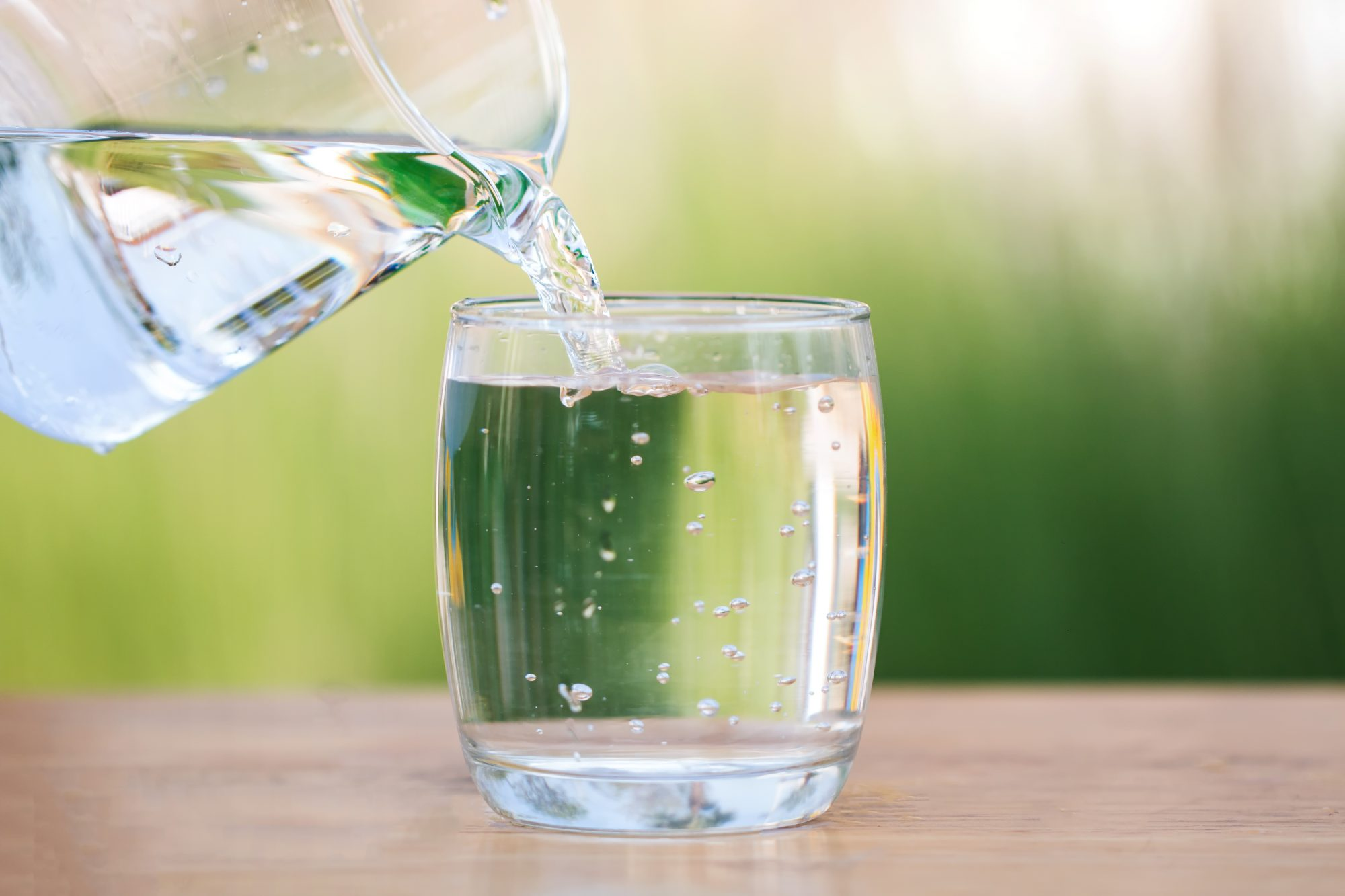 DRINK: Water and Electrolyte Drinks