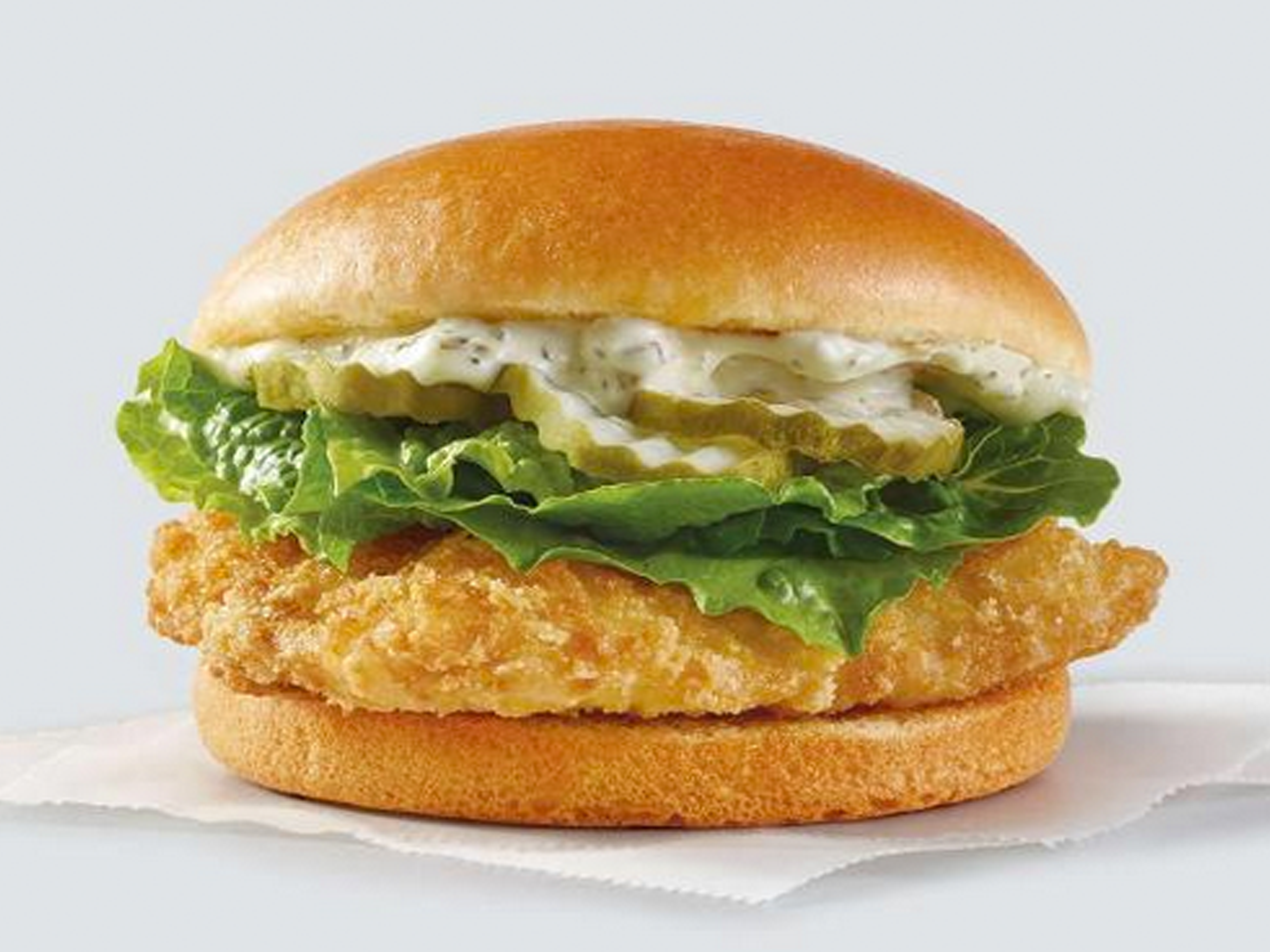 Wendy's Brings Back Its North Pacific Cod Sandwich for Lent