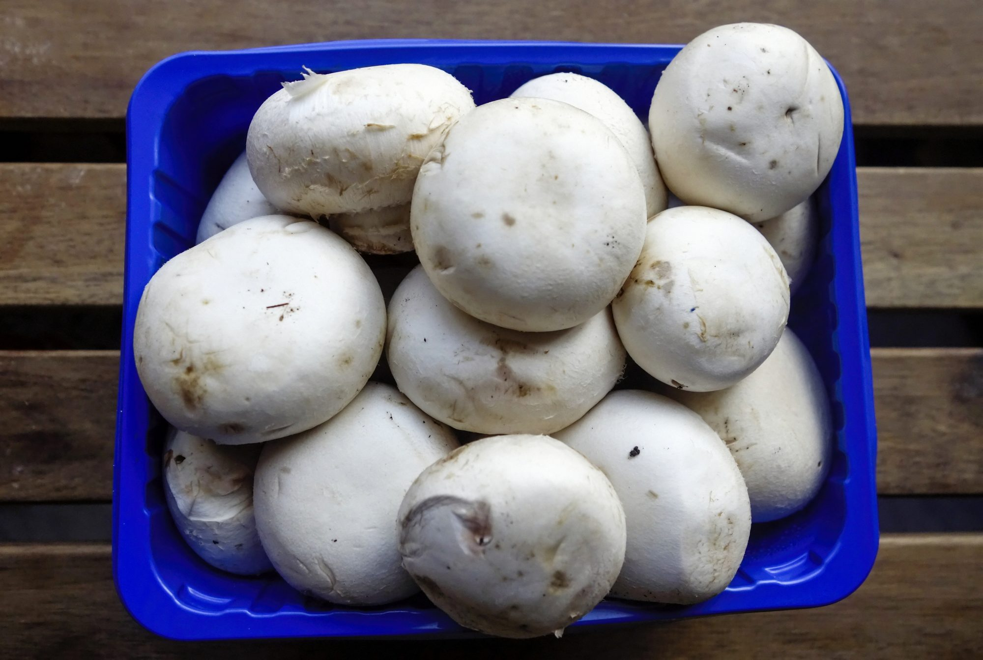 How to Turn Plain Old White Button Mushrooms Into One of The Most Incredible Ingredients In Your Kitchen