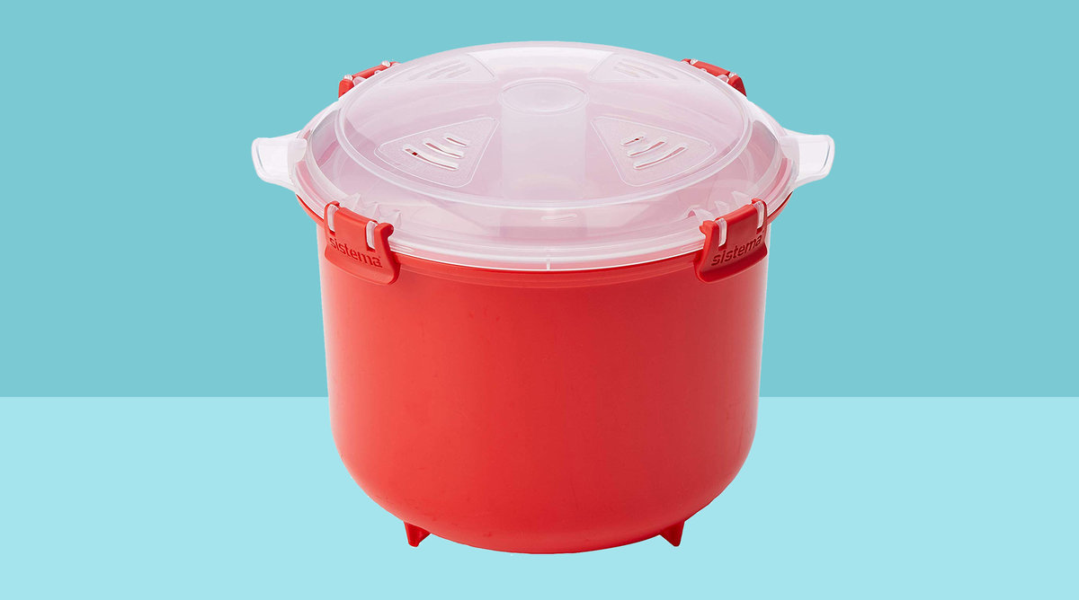 Sistema microwave rice cooker hed