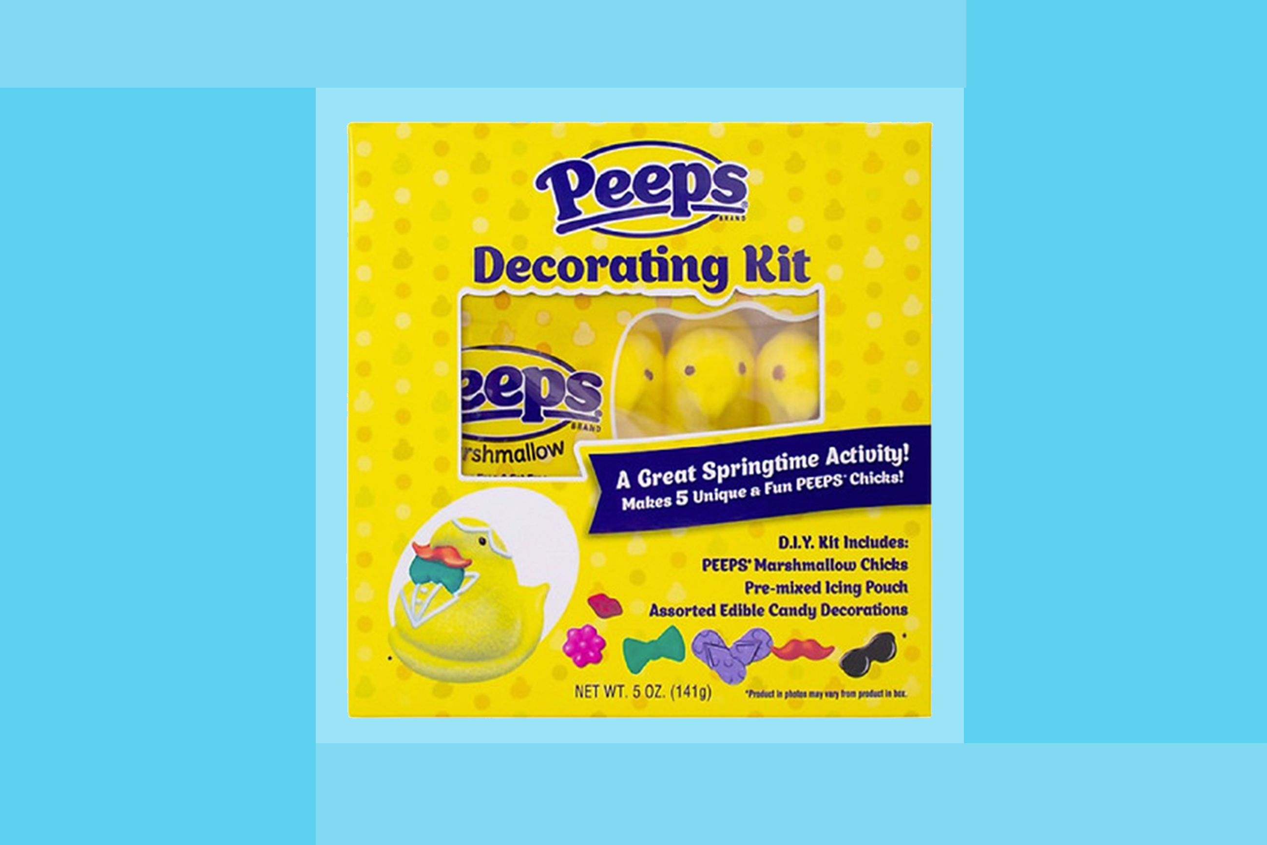 Bee Peeps Decorating Kit