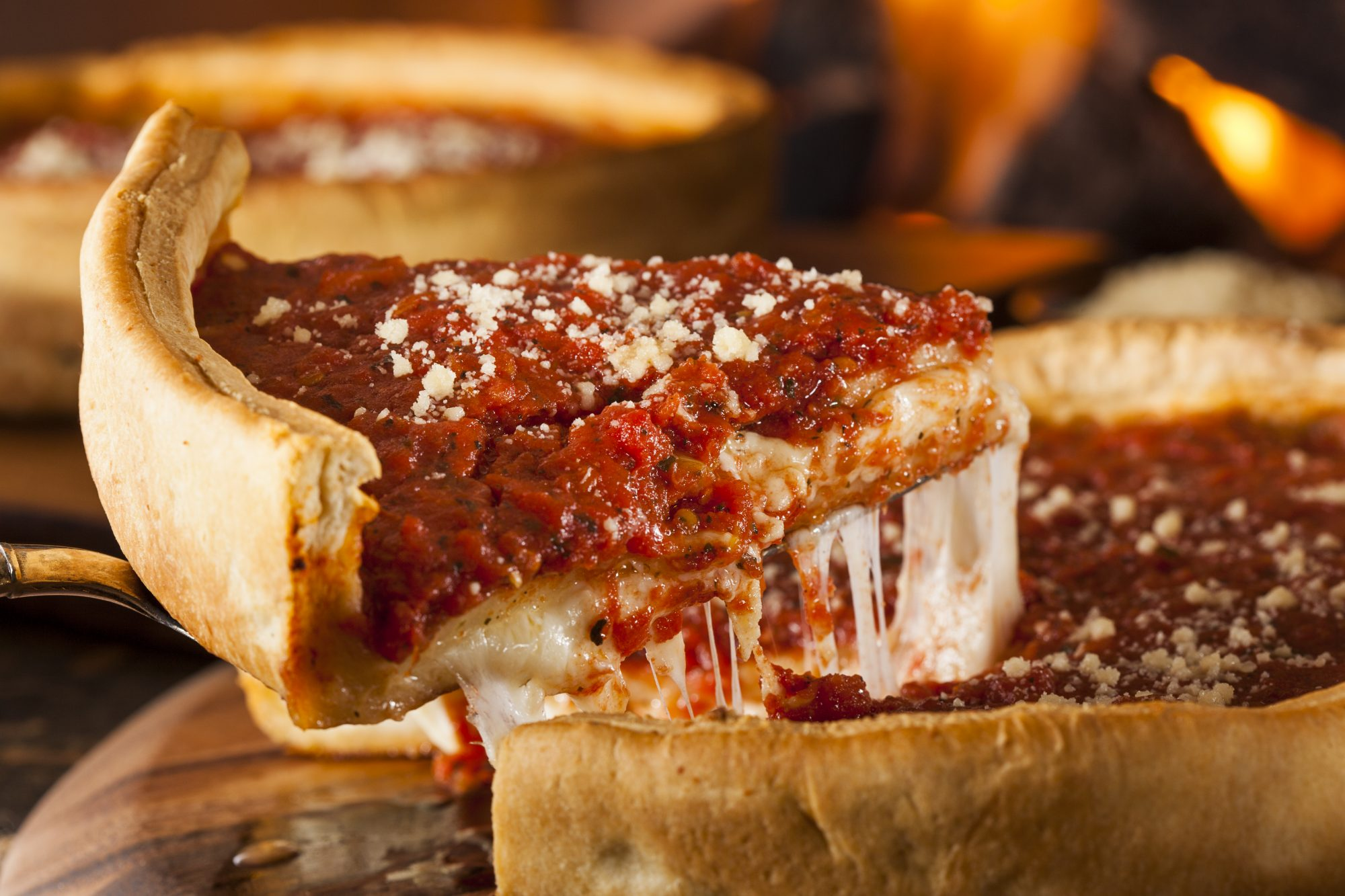 Chicago pizza Getty 3/6/20