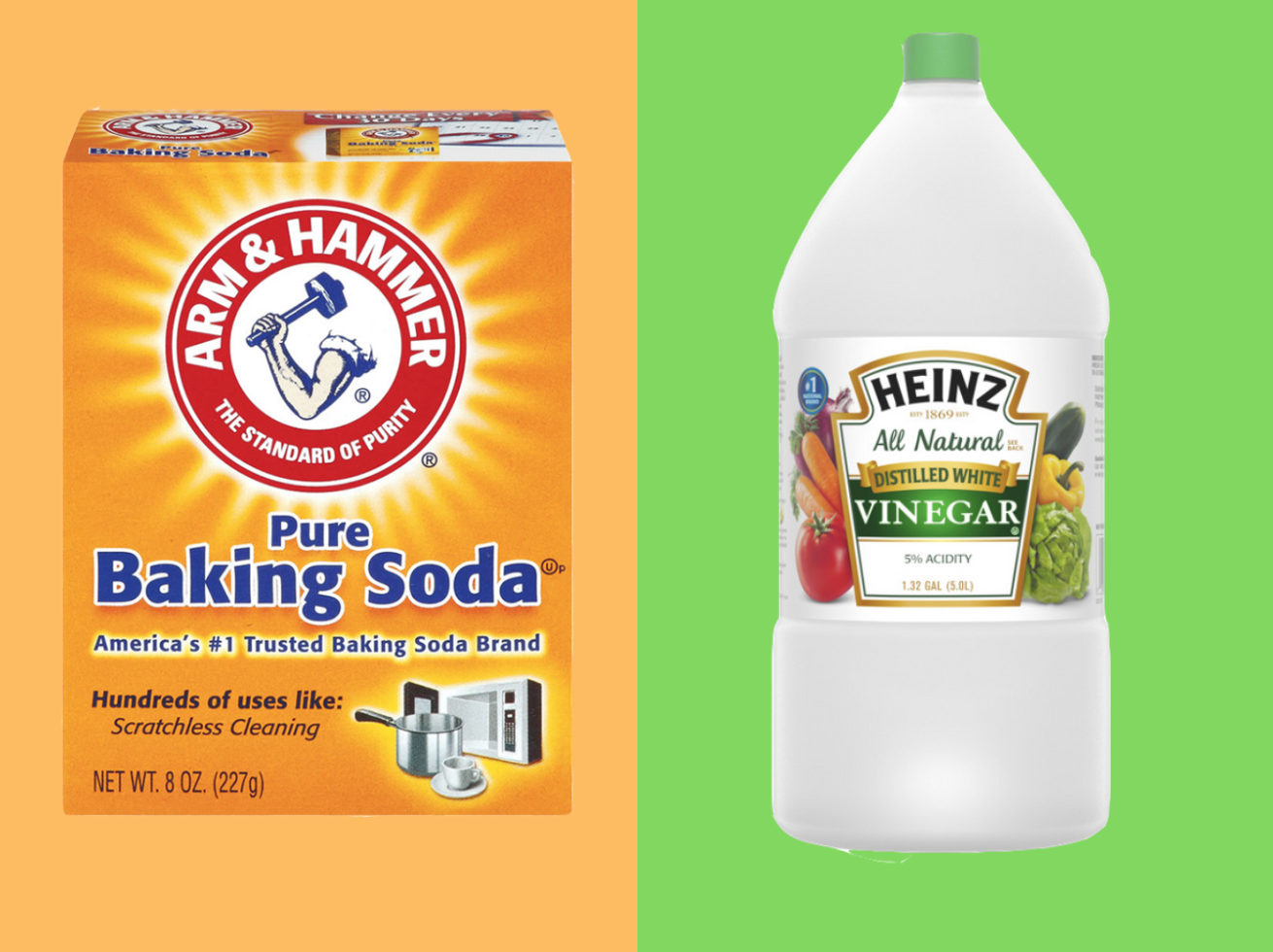 Baking Soda/Vinegar