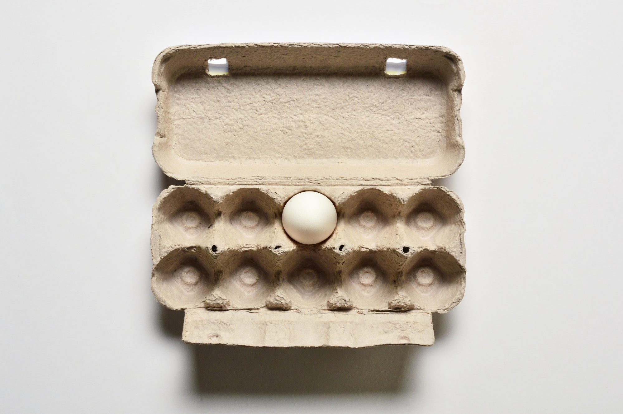 Egg Carton Getty 3/23/20