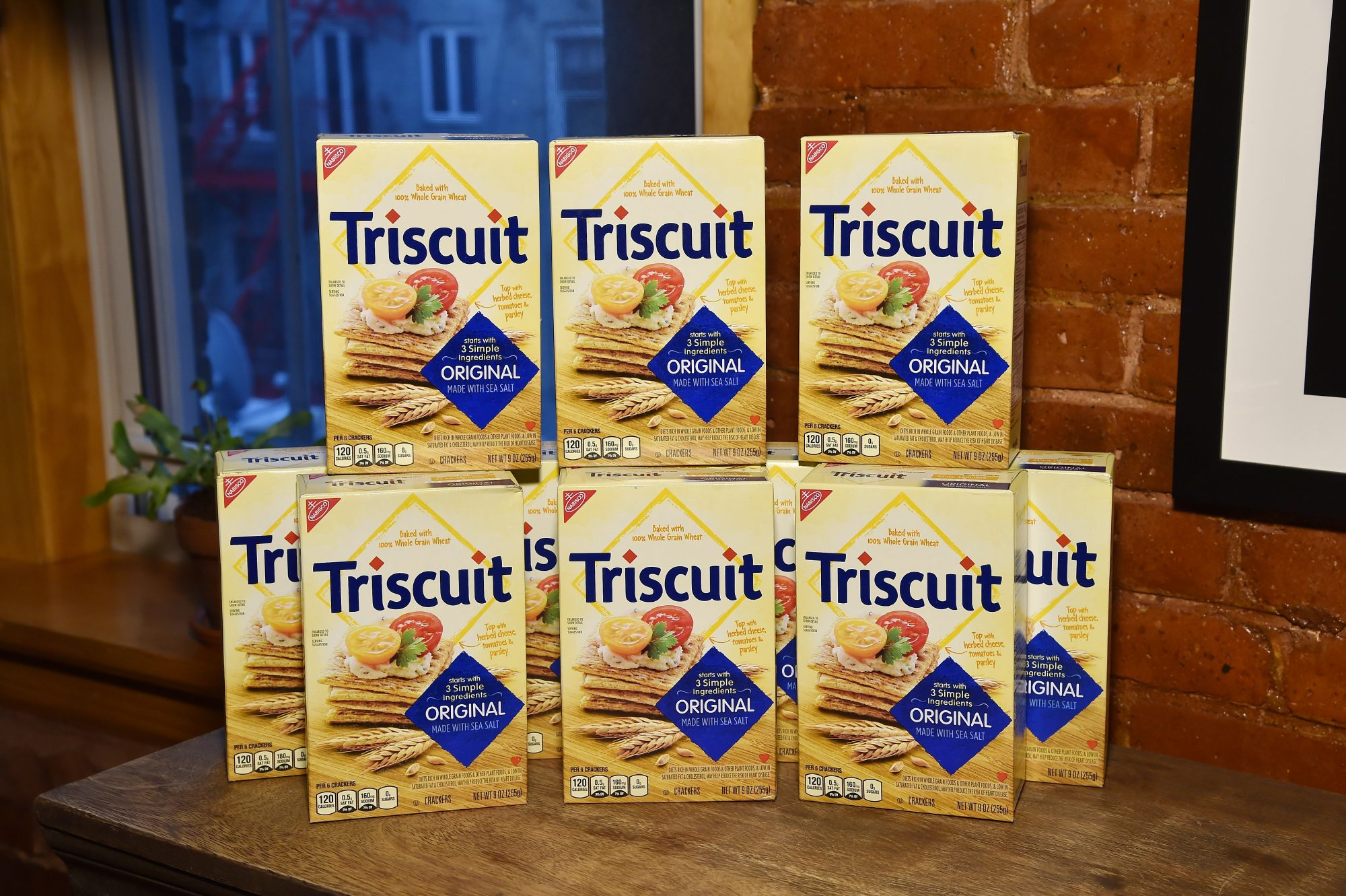 Triscuits Getty 3/27/20