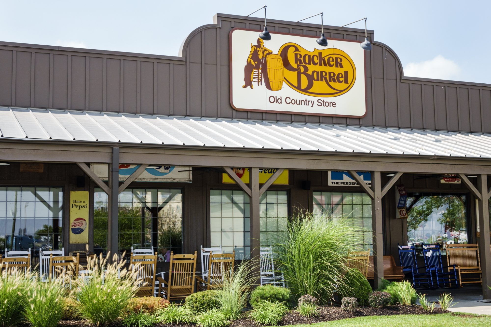 Cracker Barrel Getty 4/3/20
