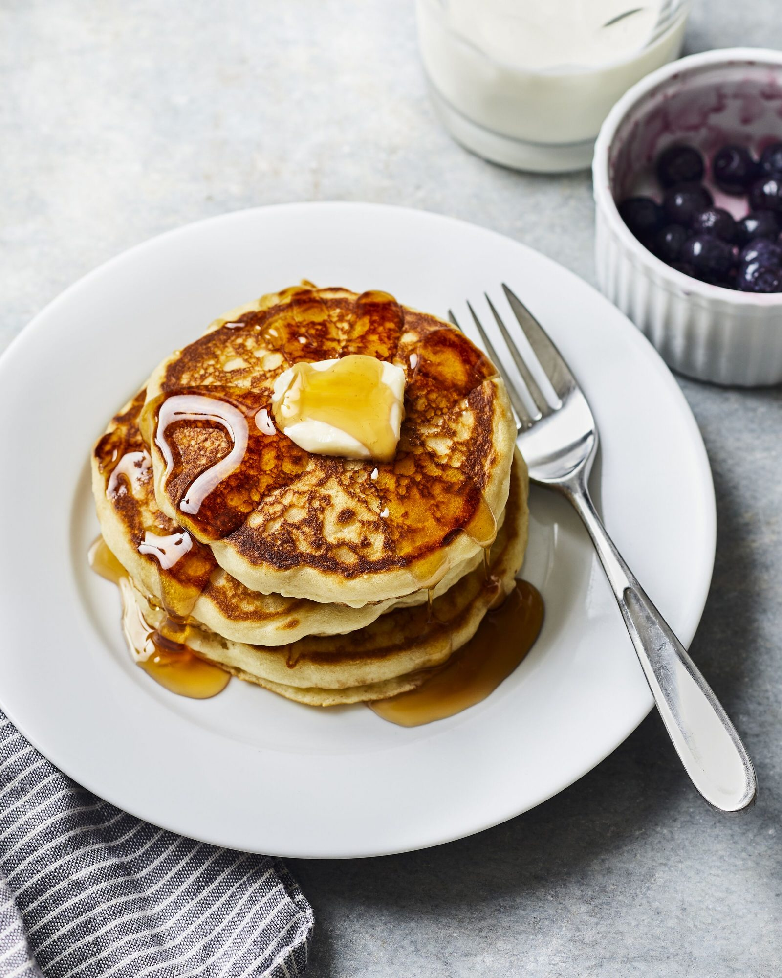 mr-Egg-Free Pantry Pancakes image