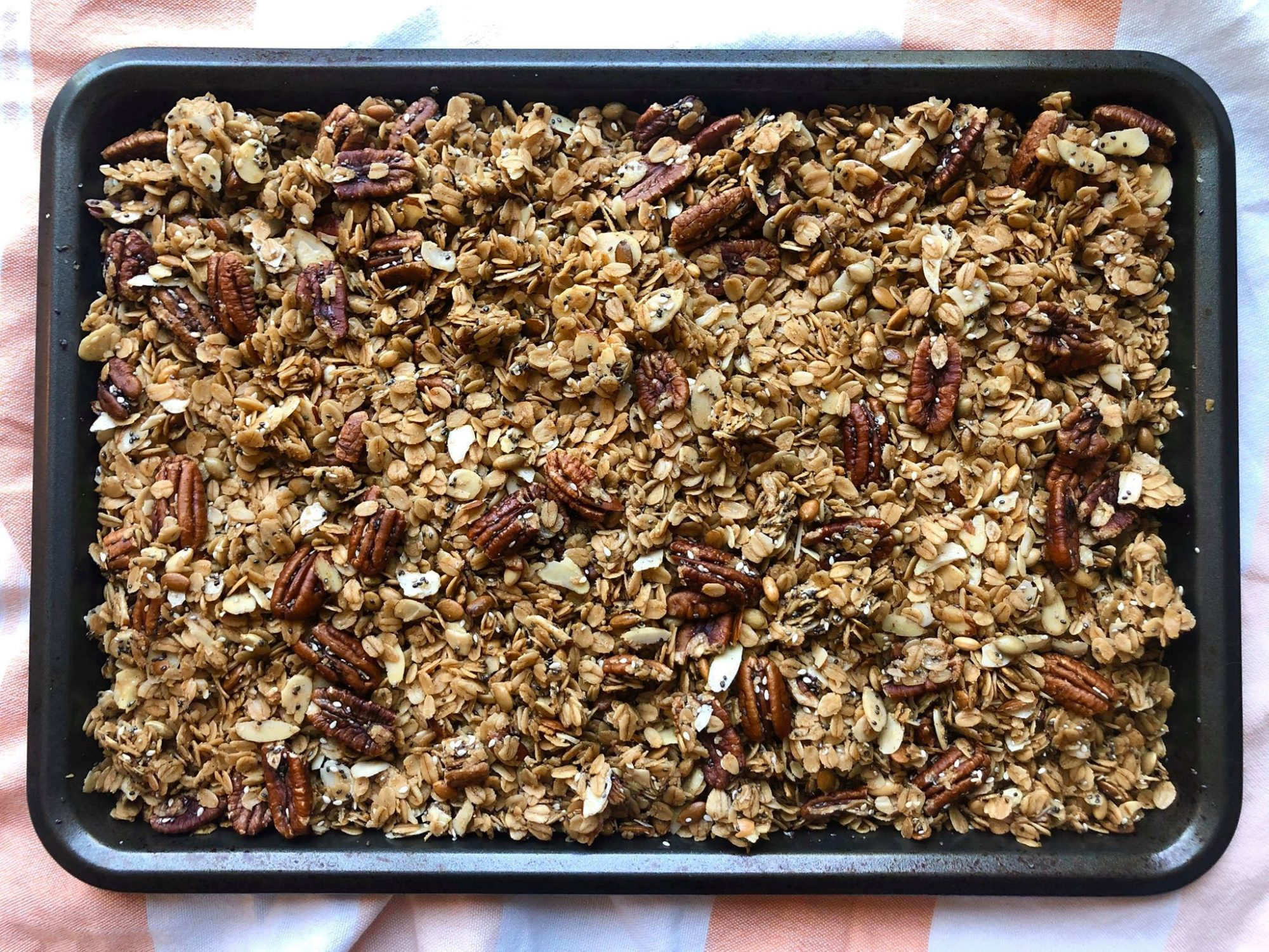 Best Basic Granola