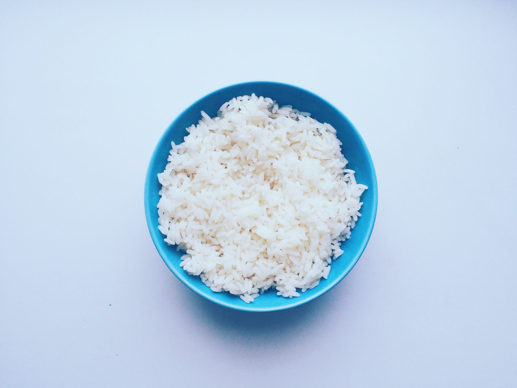 Rice in bowl Getty 4/20/20