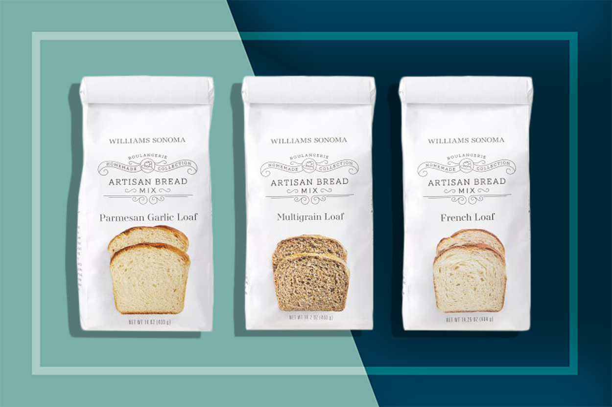Williams-Sonoma Bread Mixes: Background - Syndication