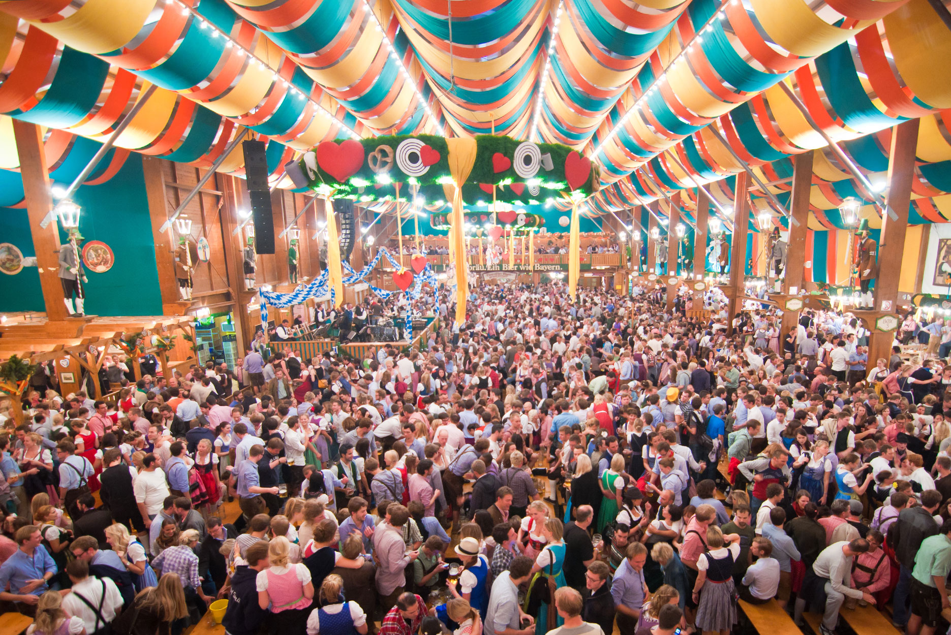 Germany's Annual Oktoberfest Canceled