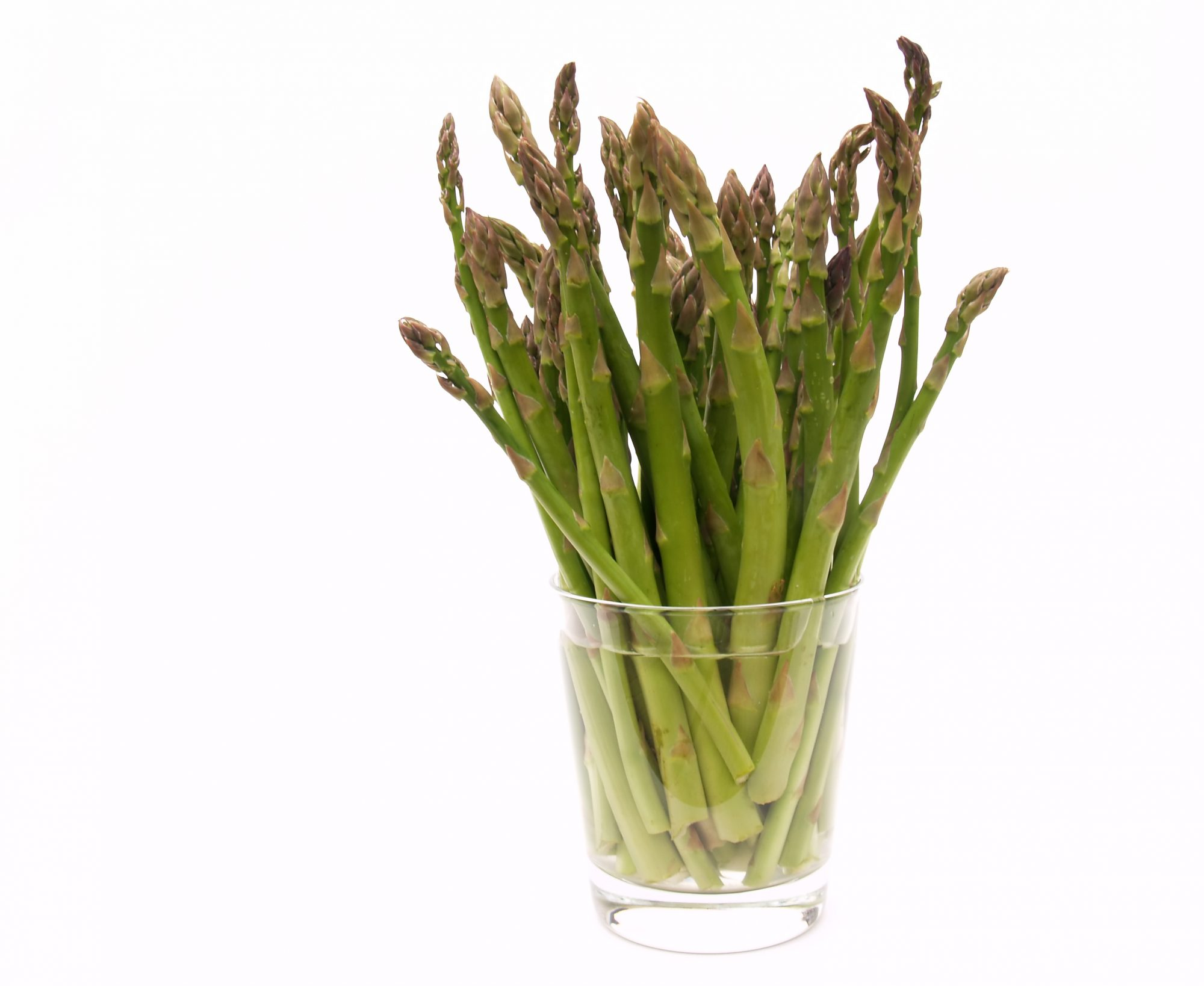 Asparagus In Water Getty 4/22/20