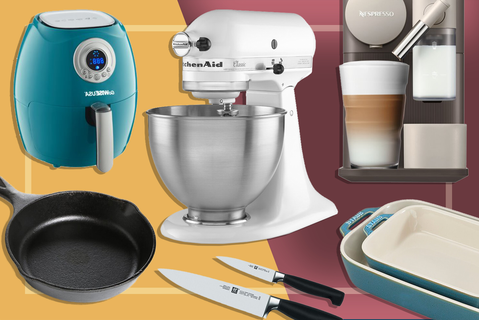 Le Creuset, KitchenAid, Cuisinart, and More Are Up to 75% Off at Wayfair Right Now