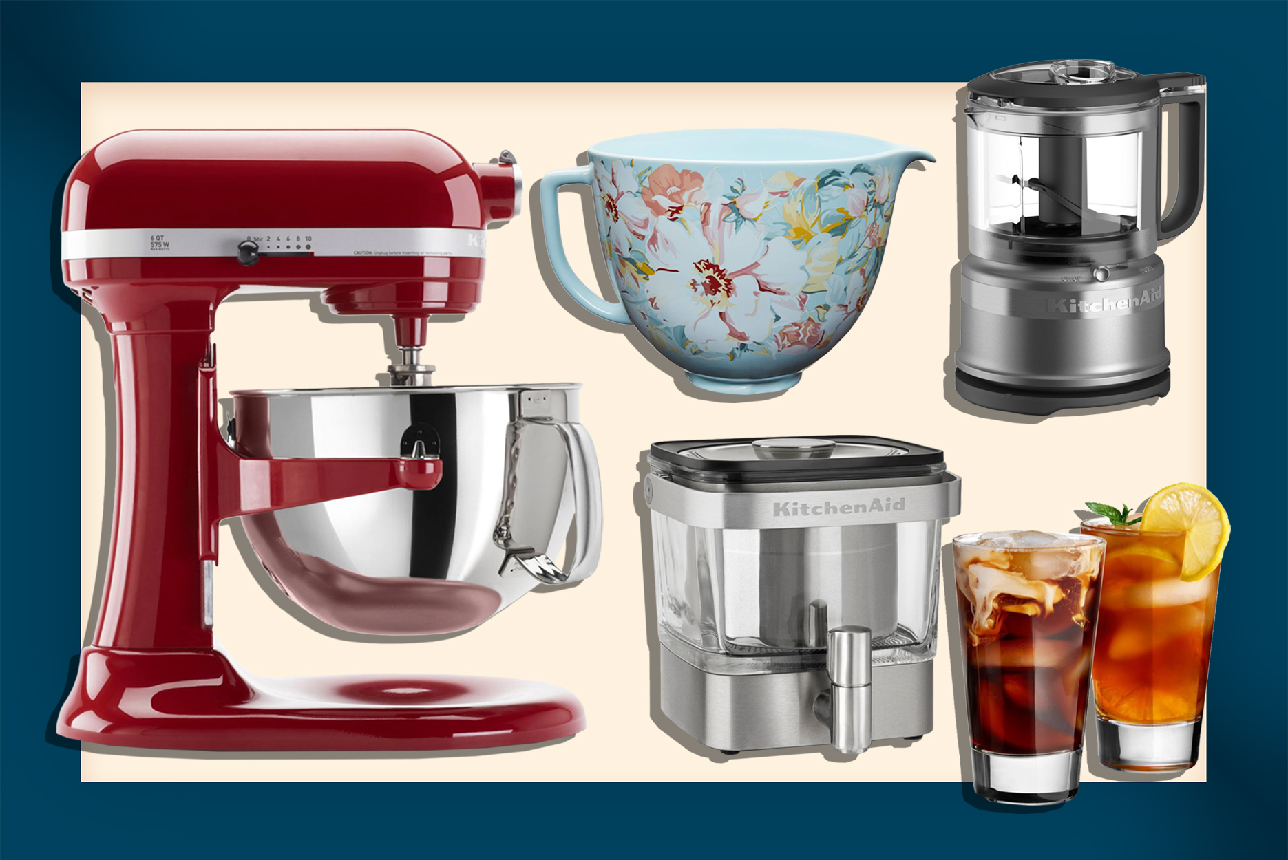 KitchenAid Appliances on Sale from Zola