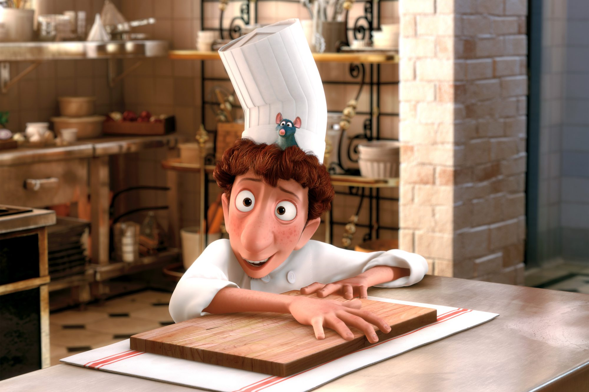 Disney Pixar Ratatouille